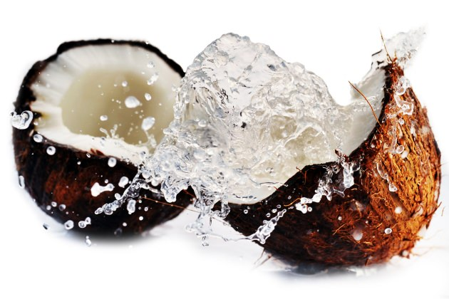 Burn Fat Fast With Use of Coconut