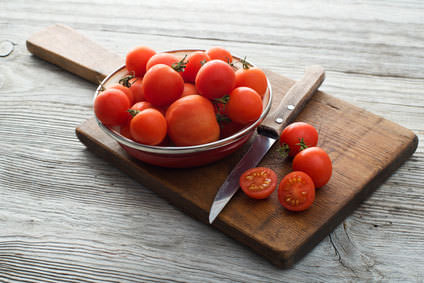 Burn Fat Fast With Use of Tomatos