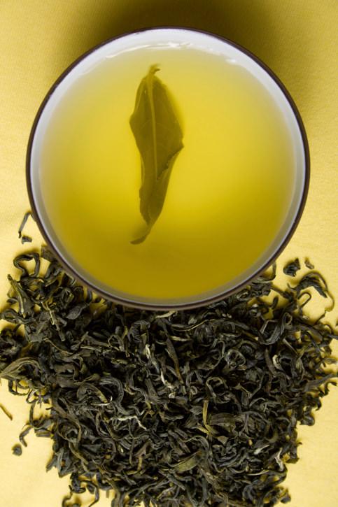 Drink Green Tea to Burn Fat Fast