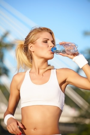 Drink Water to Burn Fat Fast