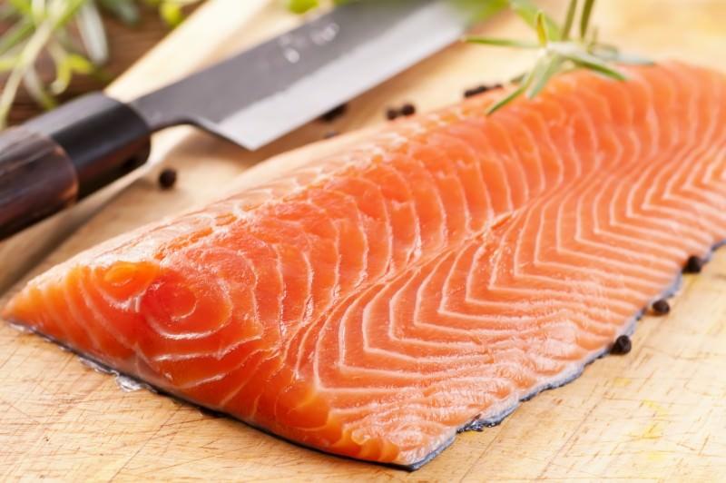 Eat Wild Salmon to Burn Fat Fast