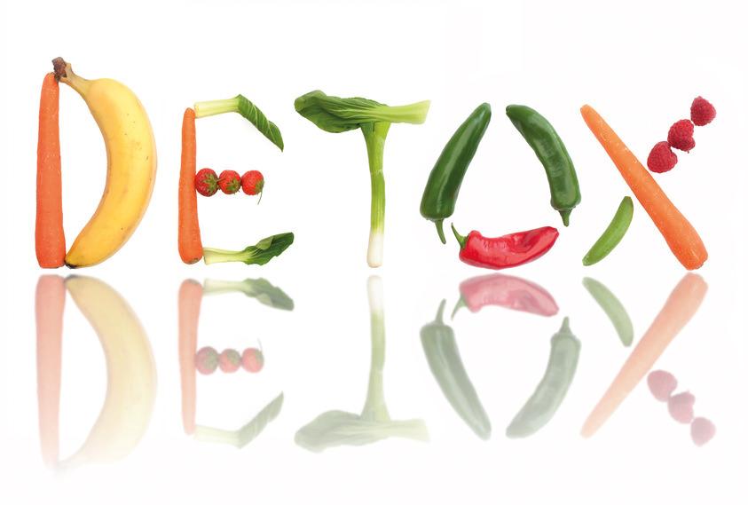 Follow Detox Diet to Burn Fat Fast