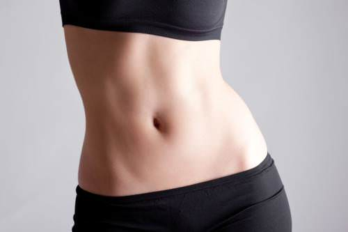 How to Get a Flat Stomach Naturally (Food, Drink & Exercises)
