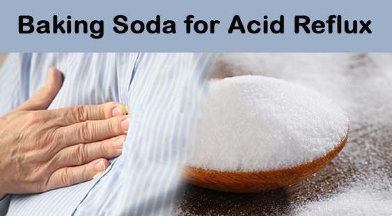 Baking Soda for Acid Reflux Treatment Naturally