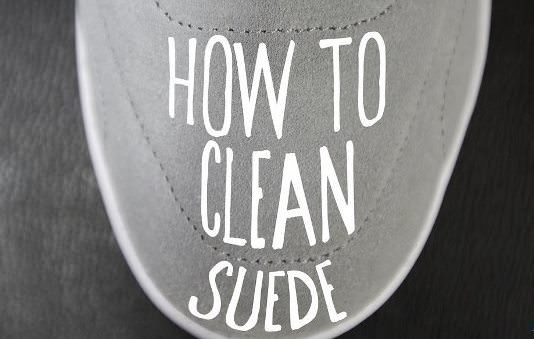 A Vanishing Scuff Marks And Dirt To Clean Suede Shoes Yourself
