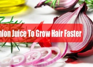 Onion Juice for Hair Growth Boosting Naturally