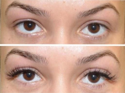 5b9279f37e1 (A) Vaseline Method to Make Your Eyelashes Longer