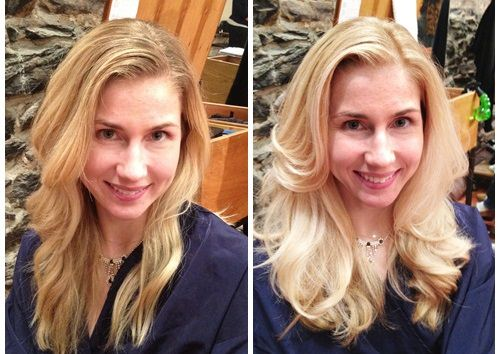 How To Dye Your Hair Blonde Naturally Without Sun