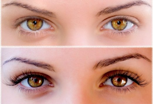 58dadc16729 How to Get Longer Eyelashes? (Fast and Naturally at Home)