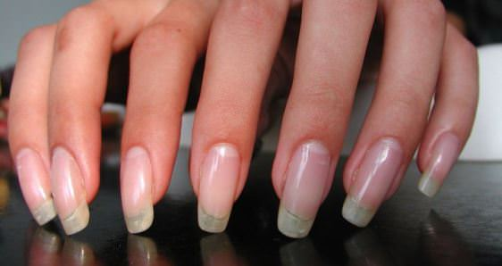 A Make Your Nail Look Longer Instead Of To Grow Fingernails