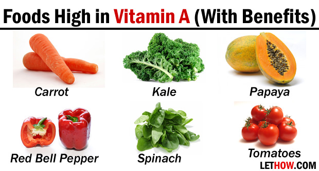 Foods High In Vitamin S