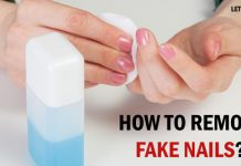 How to Remove Fake Nails