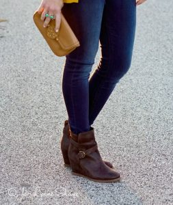 How to wear ankle boots 1
