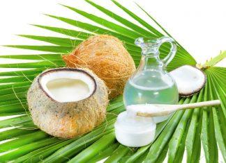 coconut oil hair mask for hair care