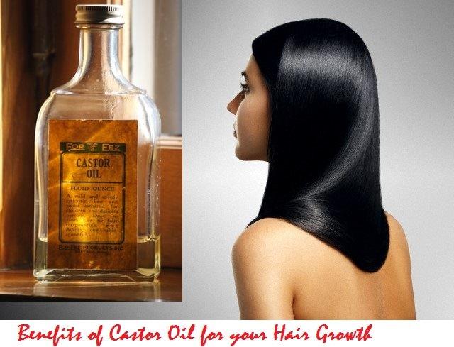 نتيجة بحث الصور عن benefits of castor oil for hair