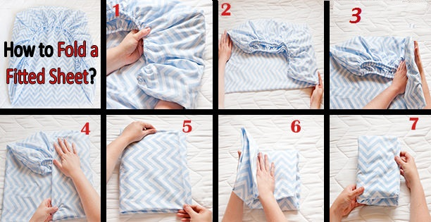 folding a fitted sheet How to Fold a Fitted Sheet? folding a fitted sheet