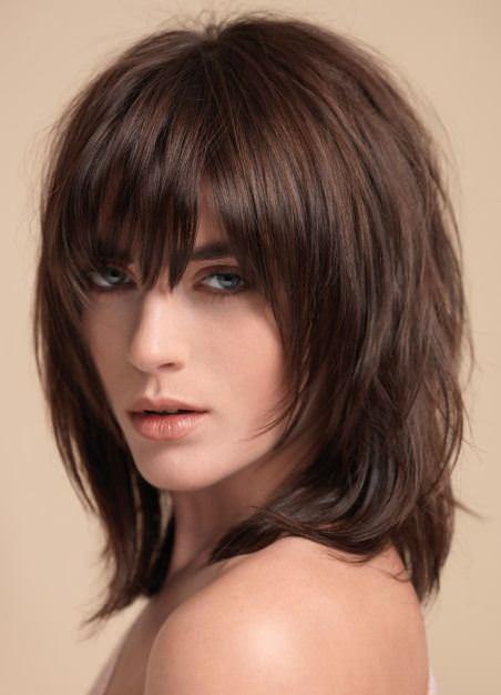 the sexiest haircut shag youtube 20 classy medium shag haircut