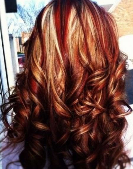 20 caramel highlights for women