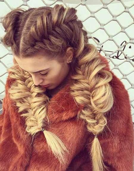 20 Creative Fishtail Braid Hairstyles