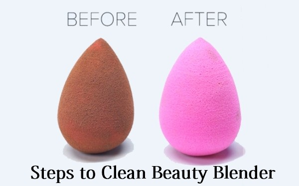How to Clean Beauty Blender?