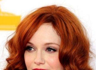 fiery ginger red auburn hair color ideas