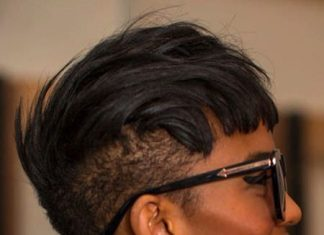 front and forward black women hairstyles
