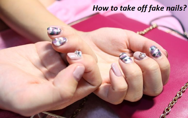 How to Get Acrylic Nails Off?