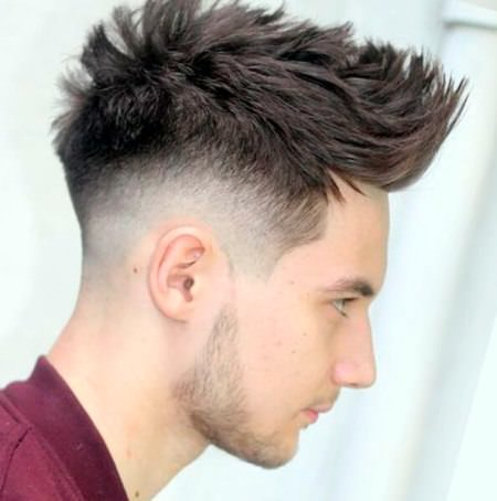 long hair with side burn long hairstyles for men