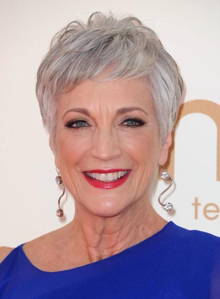 longer pixie short hairstyles for women over 50