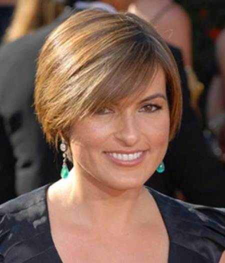 20 Short Hairstyles for Women Over 50