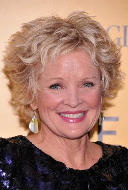 short layered waves short hairstyles for women over 50