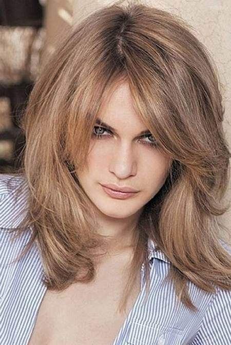 shoulder length shaggy haircuts best medium length hairstyles for 5677