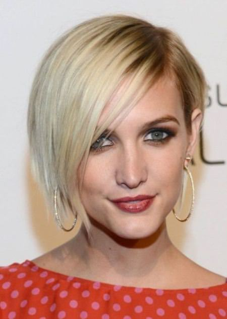 angled pixie short hairstyles for fine hair