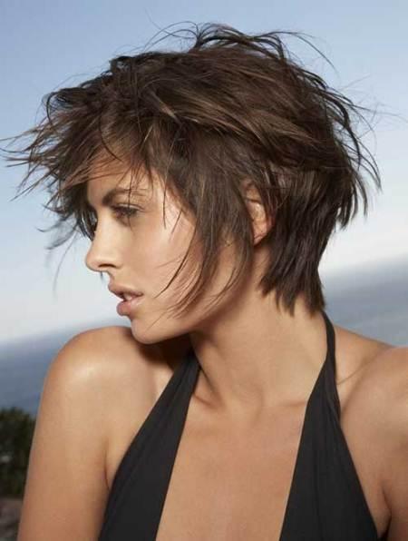15 Short Shag Hairstyles