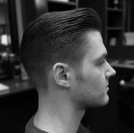 comb over taper fade cuts for men