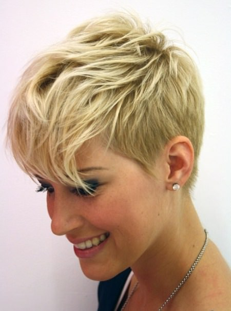 20 Sassy Short Haircuts for Women
