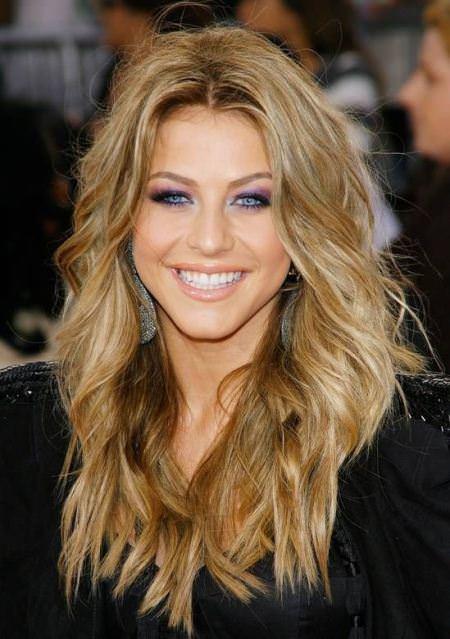 golden blonde winter hair colors