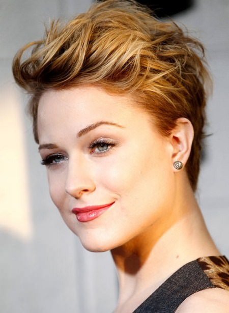 layered pixie short hairstyles for women