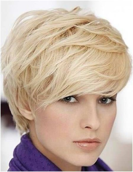 long layered pixie with bob pixie haircuts with bangs