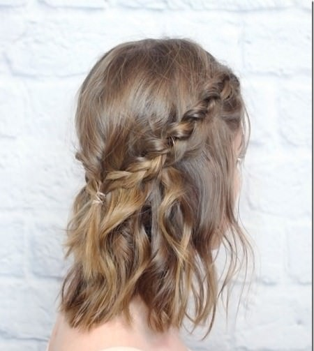 20 Gorgeous Prom Hairstyles For Short Hair