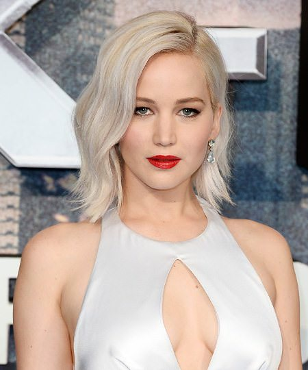 platinum ice winter hair colors
