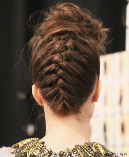 French Braid Wedding Hairstyles: 20 Classy Hairstyles For Wedding Guests