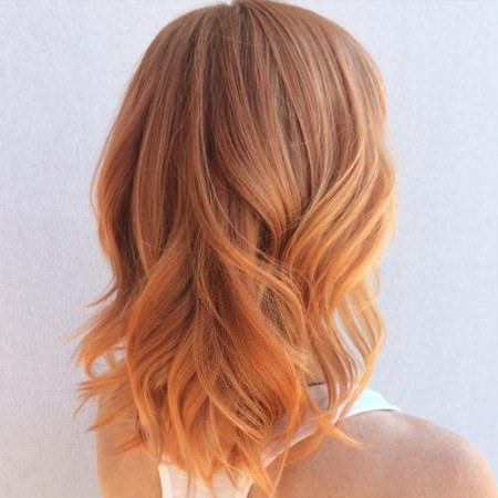 strawberry blonde bombshell winter hair colors