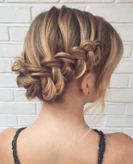 Updos Hair Styles: 20 Unique Updos For Thin Hair