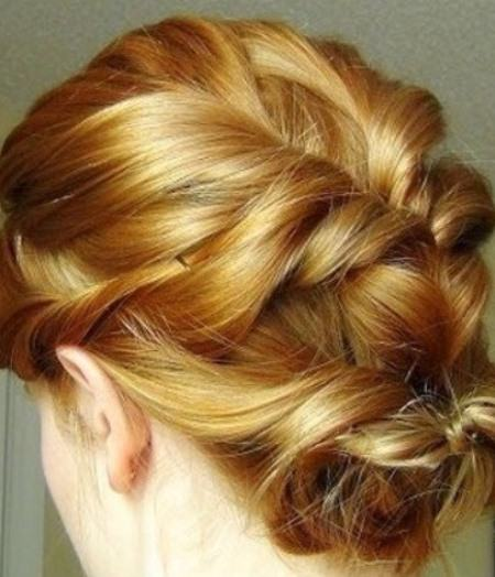 Fancy formal short hair with a high shine updos for short hair