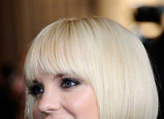 blunt bob for white hair platinum blonde and white hair