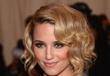 curly blonde a-line bob short blonde hairstyles