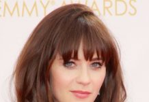 deep straight bangs with point cut tips fringe hairstyles