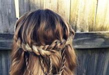 intricate but secretly easy french braid hairstyles