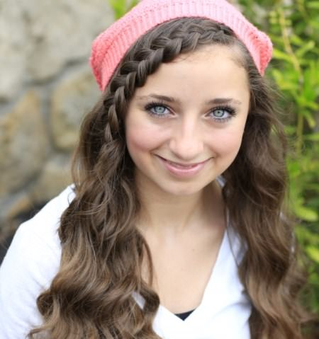 lace braid hairstyles for teenage girls